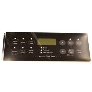 Frigidaire 316419303 Range Control Overlay Model FEFL79DBB GLEFZ379FCD FEFL79FCC