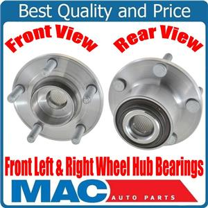 100% New Front Hub and Bearings fits for Volvo S40 V50 05-11 C30 07-13