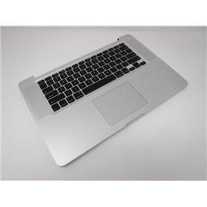 "MacBook Pro 6,2 15"" Mid 2010 A1286 Palmrest w/ Trackpad Grade B #076 - 661-5481"