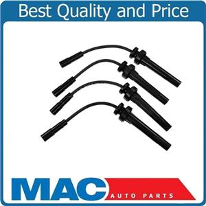 100% New Complete Ignition Wire Wires Set OE Fits For 01-10 Pt Cruiser Non Turbo