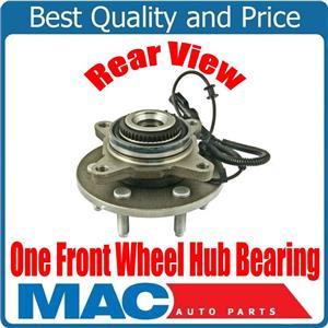ONE 100% New Pro Date 11/29/04 to 08 F150 4x4 6 Lug Wheel Bearing Hub Assembly