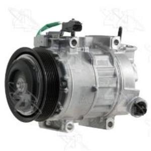 AC Compresor fits 2014-2018 Ram 1500 (1 Year Warranty) R 198334