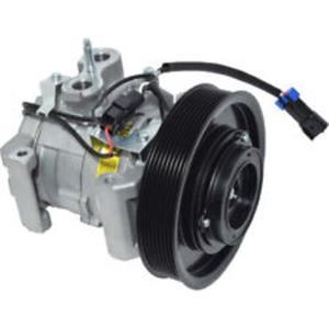 AC Compressor fits 2010-2011 Freightliner Cascadia (1YW) R 198372