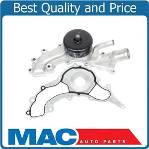 Water Pump with Metal Impeller for 2011-2018 3.6L Town & Country Caravan