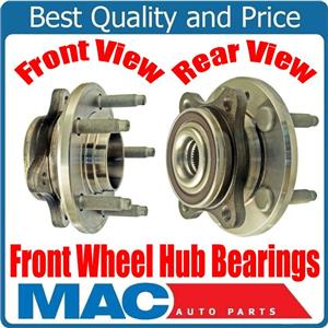 (2) 100% New Tested Front Hub & Bearing Assembly for 05-07 Ford Five Hundred