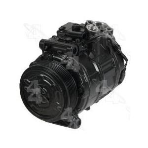 AC Compressor fits Mercedes C CL CLK CLS E GL ML R S SL R97356 1 Year Warranty