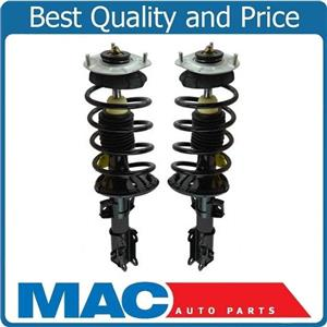 (2) 100% New FRONT Complete Coil Spring Struts Fits For 03-07 XC70 AWD Wagon