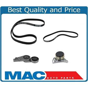 A4 Passat 1.8L 4cyl Continental Accessory Serpentine Belt Tensioner Kit NEW