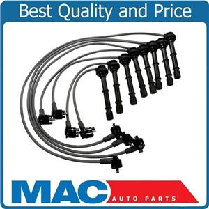 100% New Complete Spark Plug Ignition Wire Set 95-97 Lincoln Continental 4.6L