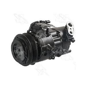 AC Compressor fIts 16-18 Chevy Camaro 13-16 Cadillac ATS 2014-18 CTS R1177333