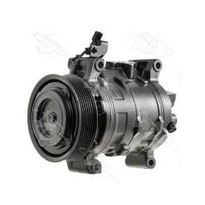 AC Compressor fits 2013-2017 Honda Accord (1 Year Warranty) R197303