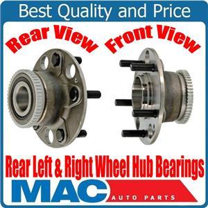 Rear Left & Right Wheel Hub Bearings for Honda Odyssey 95-97