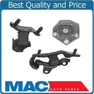 2003-2007 Honda Accord 3.0L Transmission Mount Kit 3 Mounts