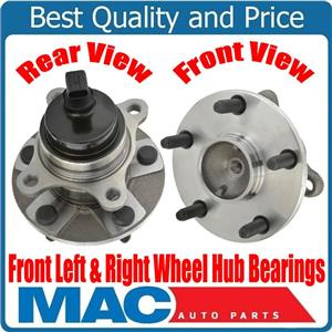 2)  Torque Tested Front Hub Bearings Assembly fits for Lexus LS430 01-06