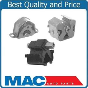 91-95 GRAND VOYAGER Engine Motor Trans Mount Kit 3Pc Kt