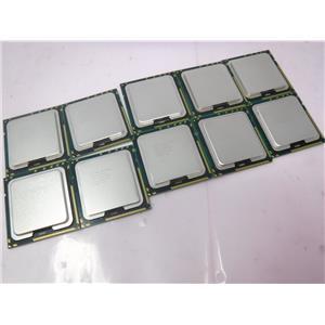 Lot of 10 Intel Xeon W3520 Socket LGA1366 CPU Server Processor SLBEW 2.66GHz