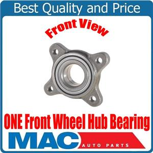 (1) 100% New Front Wheel Bearing Assembly Fits For Honda Insight 2000-2006