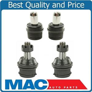 Fits For 1989-1997 Rear Wheel Drive Ford Ranger Upp & Low Ball Joints Joint 4pc