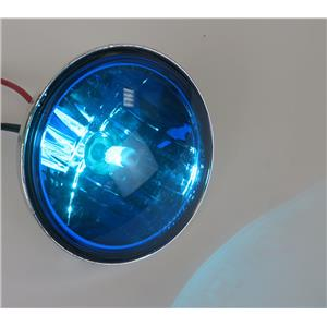 Harley Davidson Pursuit / Passing Auxiliary Lamp Touring FLHP - Police Edition