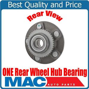 (1) 100% Brand New Rear Hub Wheel Bearing Assembly for Nissan Maxima 00-03