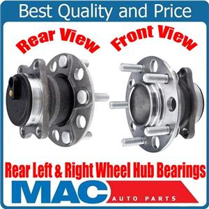 Rear Left Right Wheel Hub Bearings Front Wheel Drive for Mitsubishi Lancer 08-11