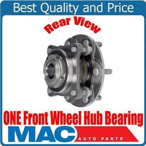 ONE 100% New Front Wheel Hub Bearing for Toyota Tacoma 05-18 REAR WHEEL DRIVE