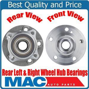(2)  Rear Hub Wheel Bearing Assembly For 15-17 GLA250 GLA45 2463340206