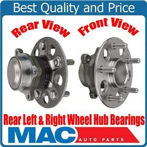 2 New Rear Wheel Hub Bearings for Honda Civic LX 4 Dr Built in USA Models 13-15