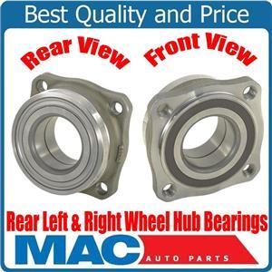 Rear Left & Right Wheel Bearings for BMW 528i 12-16 535I 11-17 REAR