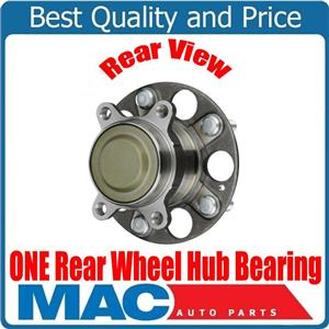 ONE 100% Brand New Torque Tested Rear Wheel Hub Bearing fits for Acura ILX 13-15