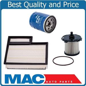 Fits for Ford Transit 150 250 350 15-19 Diesel Fuel Filter Oil Air CC1Z9365AA