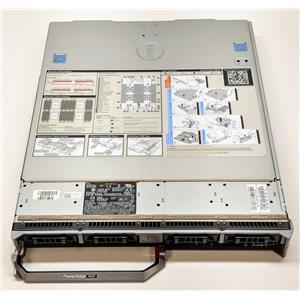 Dell PowerEdge M820 Barebones with Heat Sinks Quad Socket No CPU, No RAM, No HDD