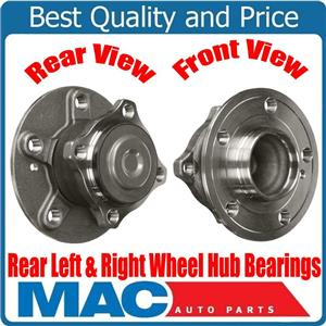 New Rear Left & Right Wheel Hub Bearings for Mercedes-Benz B200 06-11 2463340006