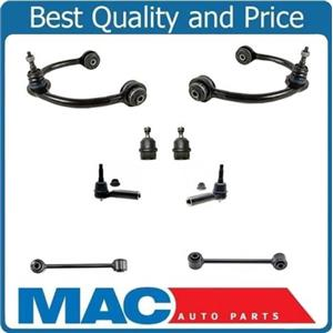 Control Arms Lower Ball Joints Tie Rods Sway Bar Links for Jeep Commander 06-10
