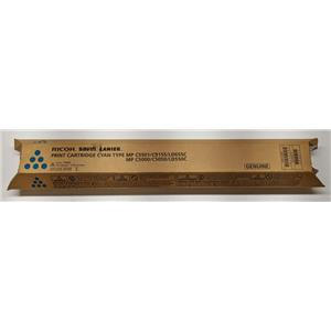 Geniune Ricoh 841455 Savin Lanier MP C5501 C9155 Cyan Toner Cartridge New