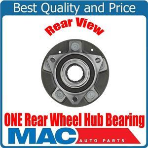 ONE Rear Wheel Hub Bearings for Cadillac ATS CTS 2.0L 2.5L 3.6 16-17