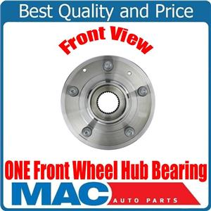 ONE Rear Wheel Hub Bearings for Cadillac CTS6 2.0L 3.6 All Wheel Drive