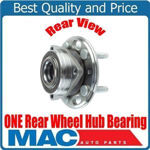 100% ONE New Rear Wheel Hub Bearing for Chevrolet Malibu 16-18 13507017