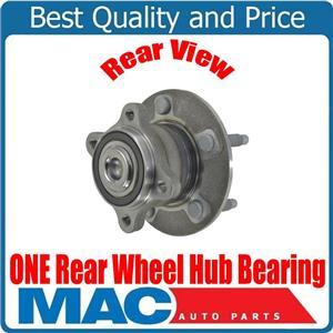 100% ONE New Rear Wheel Hub Bearing for Chevrolet Sonic 16-18 13593158