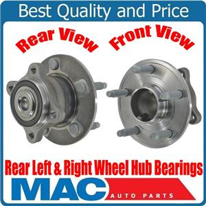 100% New Rear Left Right Wheel Hub Bearings for Chevrolet Sonic 16-18 13593158