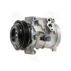 AC Compressor Fits 2013-15 Chevy Captiva Sport  2010 Saturn Vue R 198341
