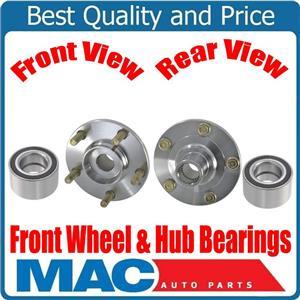 100% New Brand Front Wheel Hub & Bearings for Mazda 3 09-11 for Mazda 5 06-10