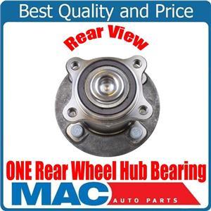 ONE 100% New REAR Wheel Hub Bearing for Chevrolet Spark EV Model 2016 13593156
