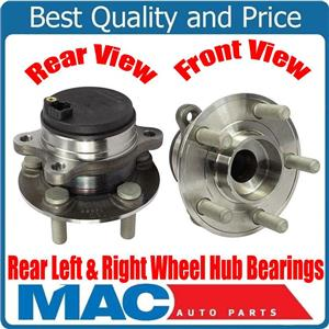 New REAR Wheel Hub Bearings Front Wheel Drive Base Model for Ford Edge 15-17