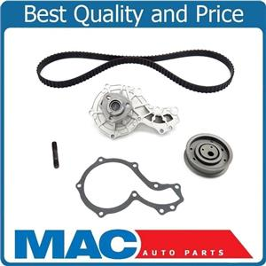 100% New Water Pump Engine Timing Belt Kit for Volkswagen Cabrio 2.0L ABA 95-97