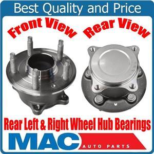 100% New REAR Wheel Hub Bearings for Chevrolet Cruze No Limited 16-18 13580387