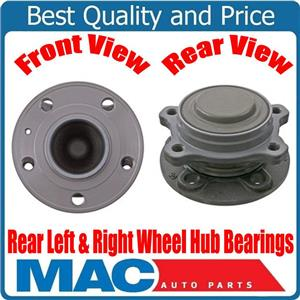 100% Brand New REAR Wheel Hub Bearings for Volvo XC90 Front Wheel Drive 16-17