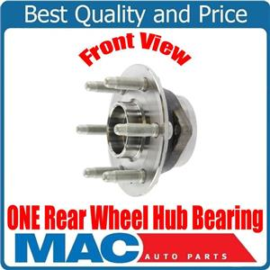 100% Brand New ONE REAR Wheel Hub Bearing All Whee Drive for GMC Acadia 17-19
