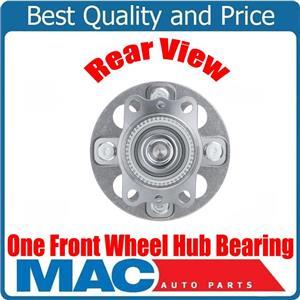 100% New ONE FRONT Wheel Hub Bearing for Mazda MX-5 Miata 06 WITHOUT ABS BRAKING