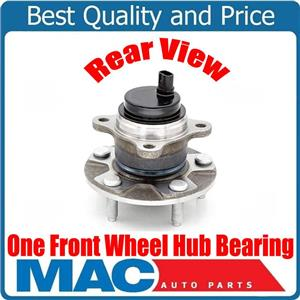 100% New ONE FRONT Wheel Hub Bearing Rear Wheel Drive Only for Lexus GS350 13-18